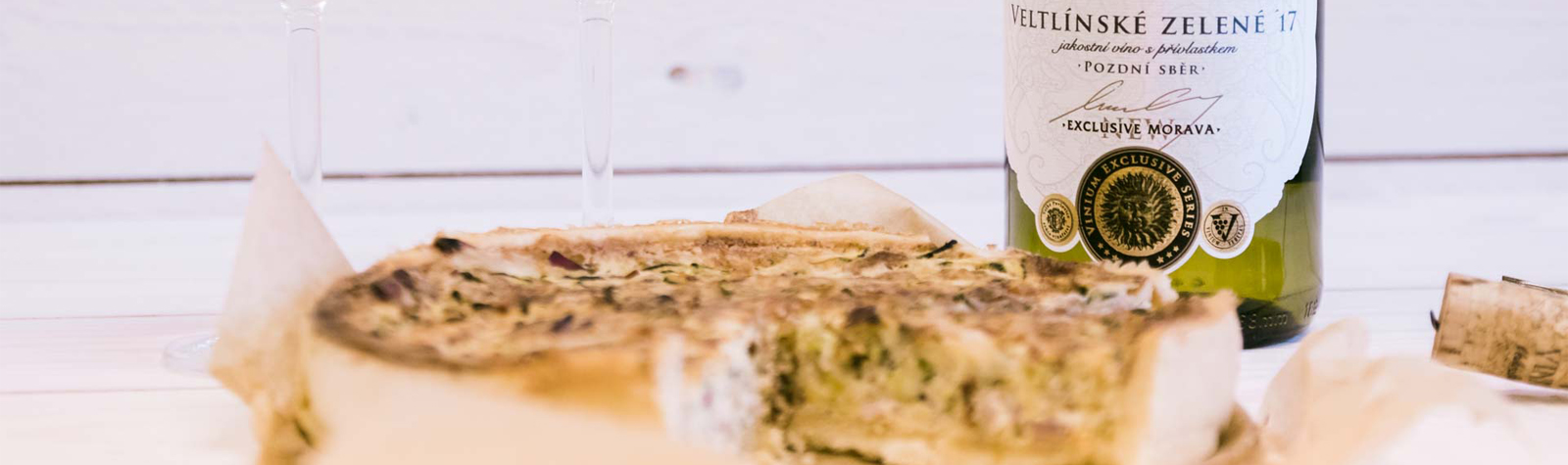 Quiche – slaný koláč