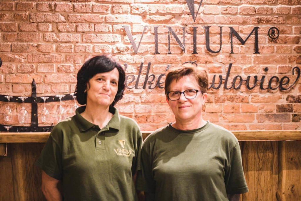 Foto ke článku 1, rozhovor, VINIUM, zaměstnanci, lahvovna