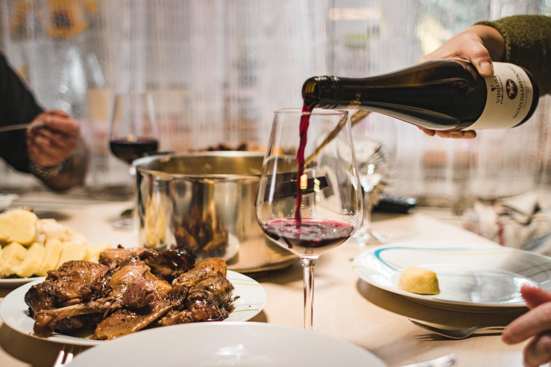 svatomartinské víno, svatomartinská husa, vinium velké pavlovice