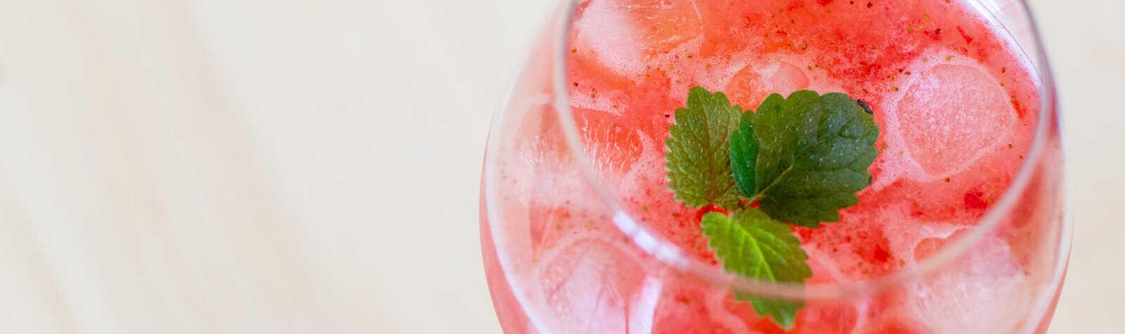 Drink růžové Frizzante