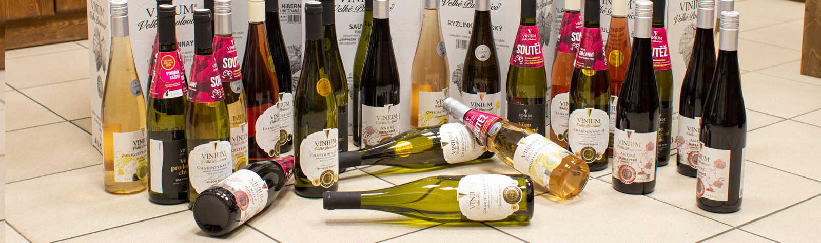 Vyhrajte 120 lahví vína