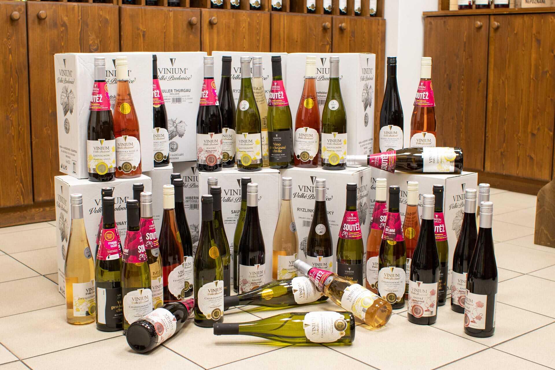 soutěž vinium, víno, výhra, velké pavlovice