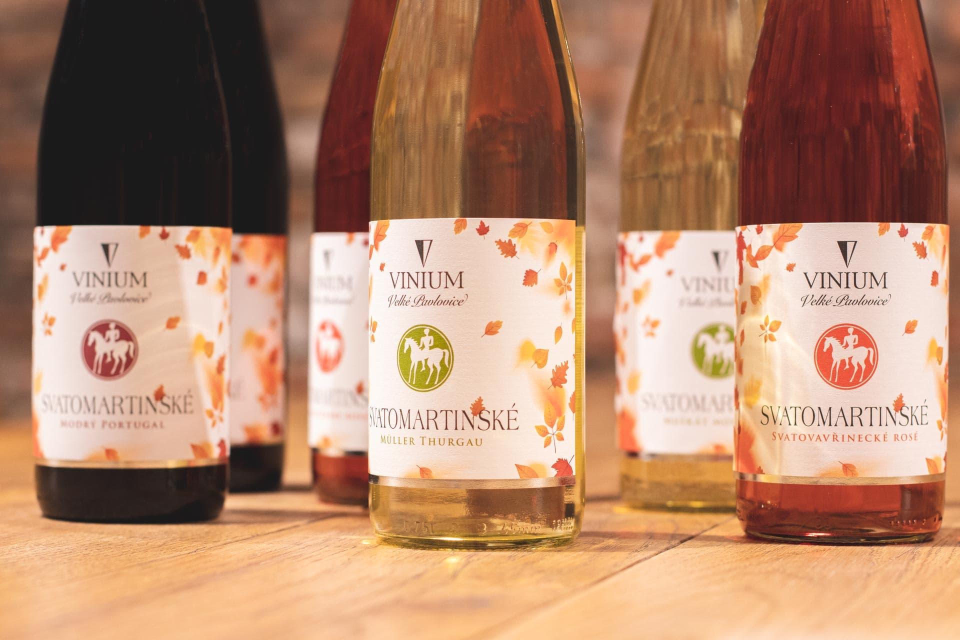 Svatomartinské víno, VINIUM, svatý Martin, mladé víno, bílé víno, červené víno, růžové víno, 3