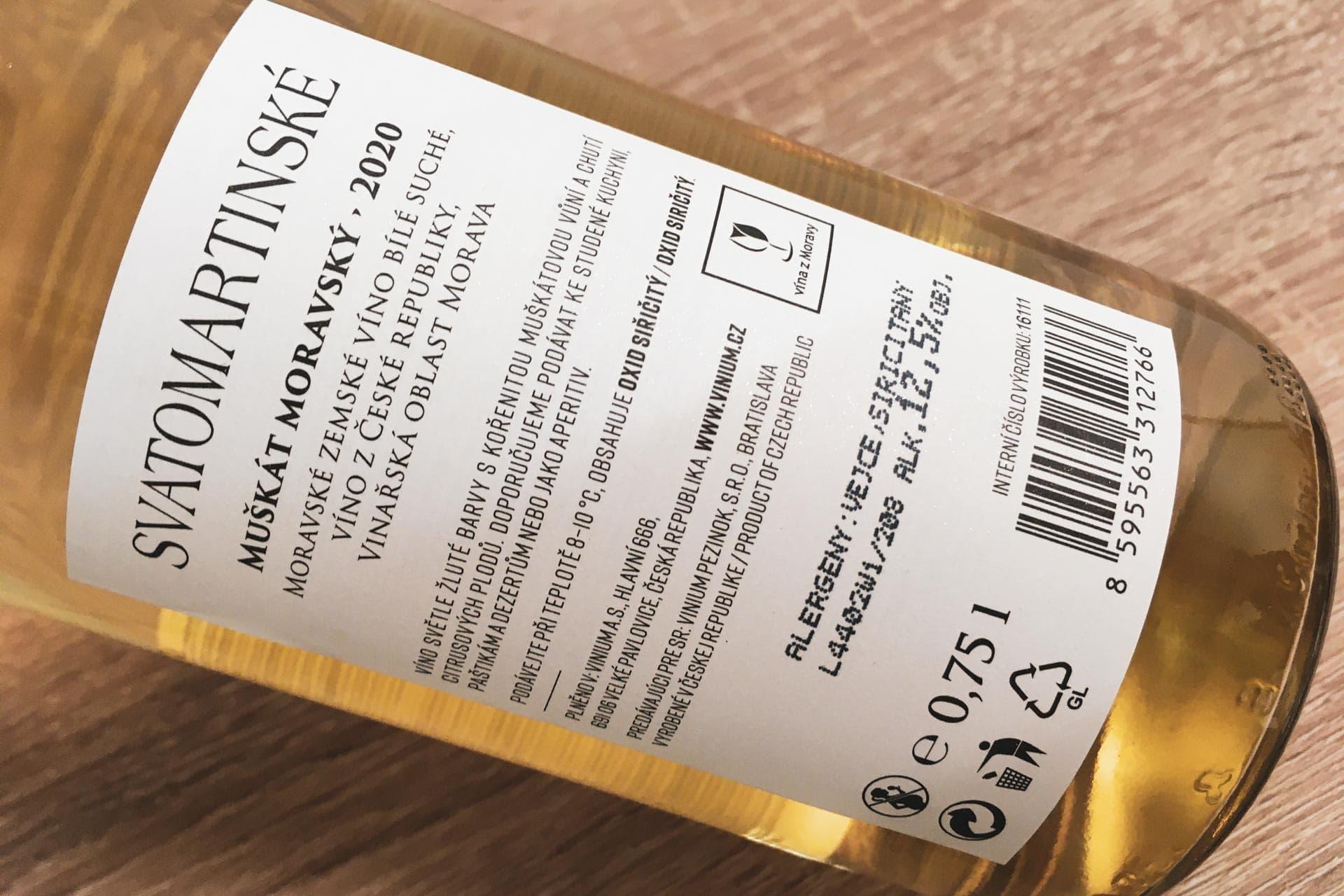 alergeny ve víně, víno, vejce a mléko