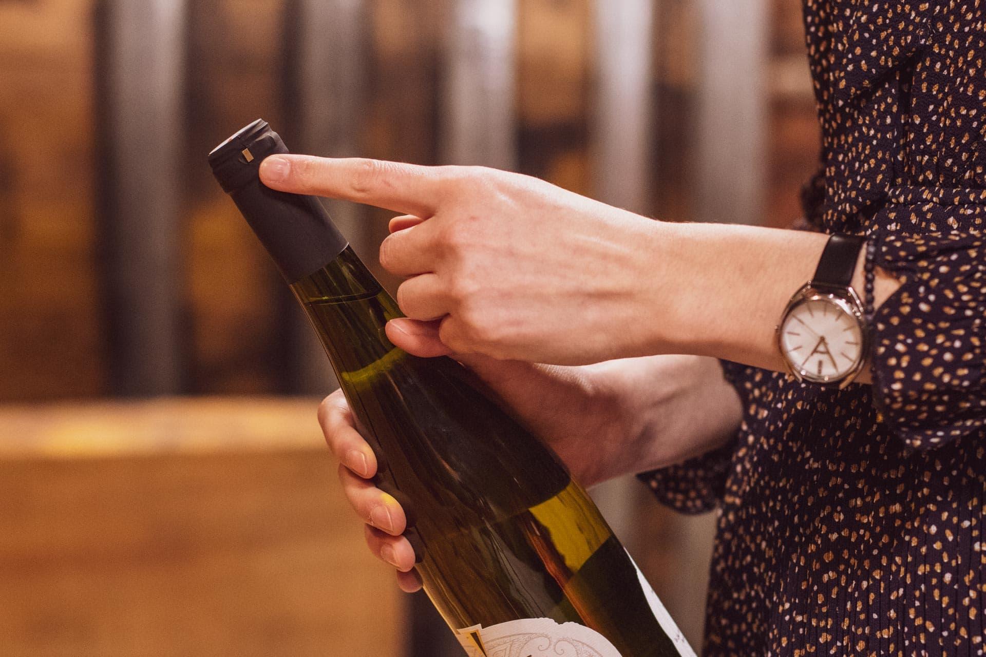 Foto ke článku 6, jak otevřít víno