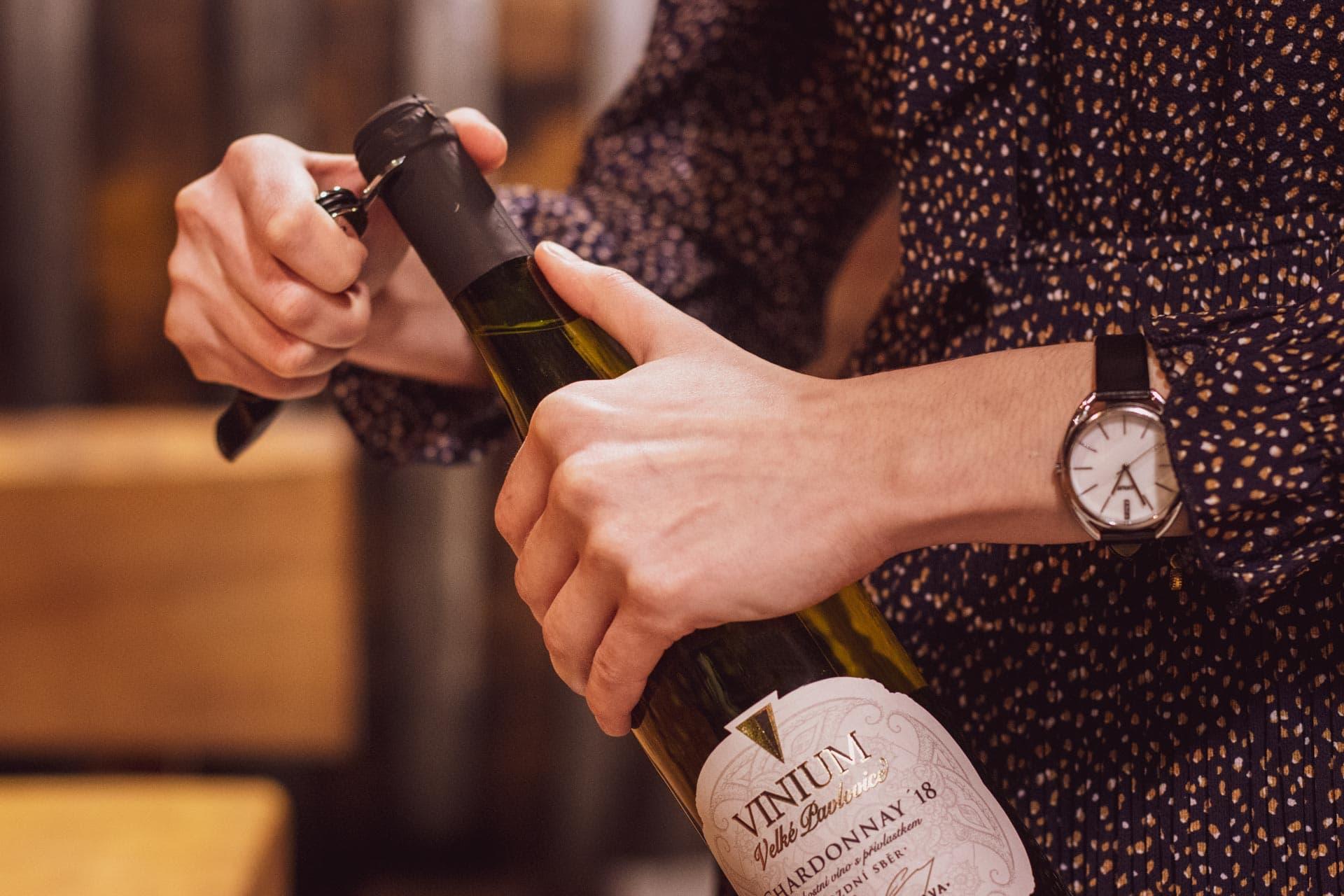 Foto ke článku 5, jak otevřít víno