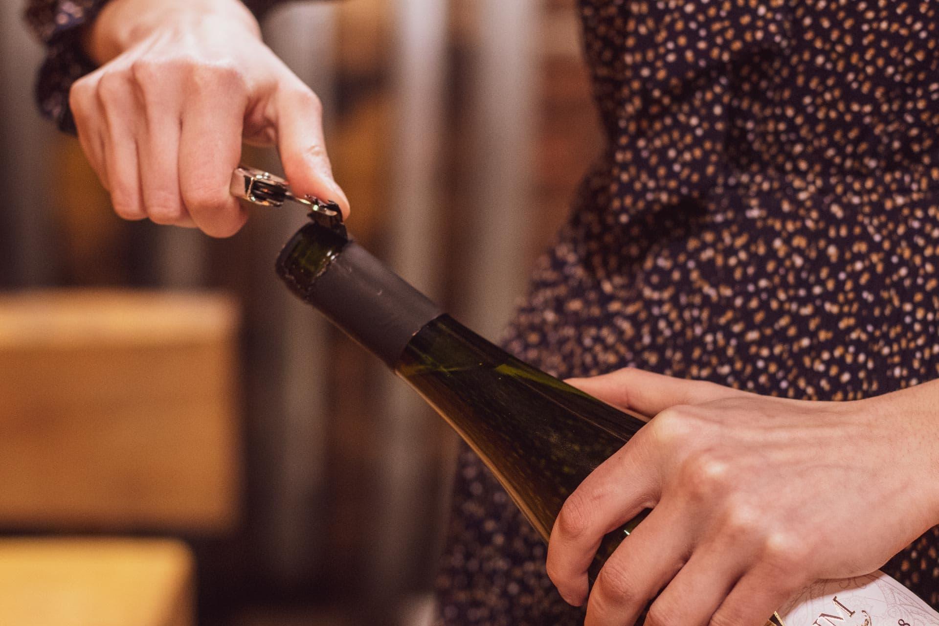 Foto ke článku 4, jak otevřít víno