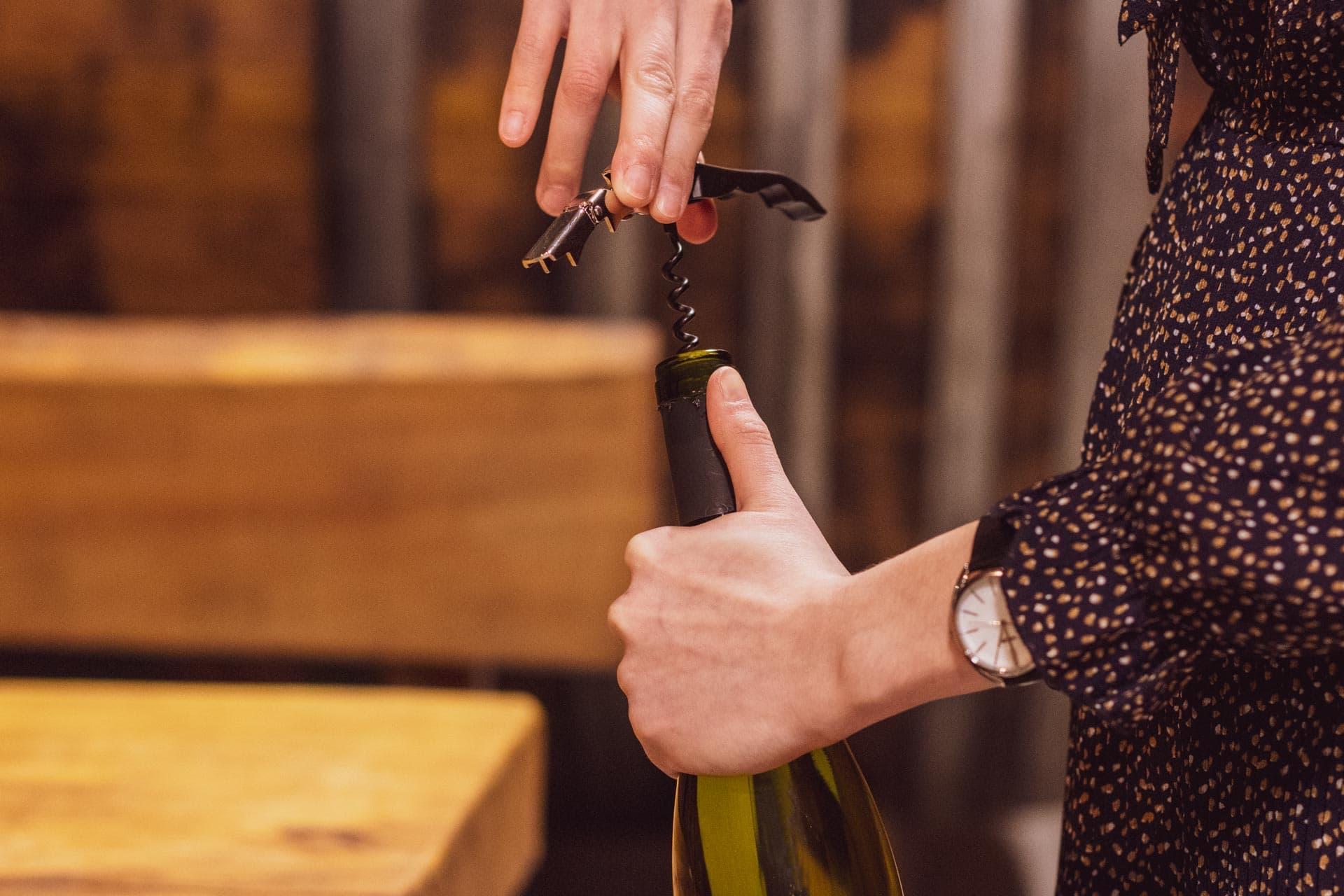Foto ke článku 3, jak otevřít víno