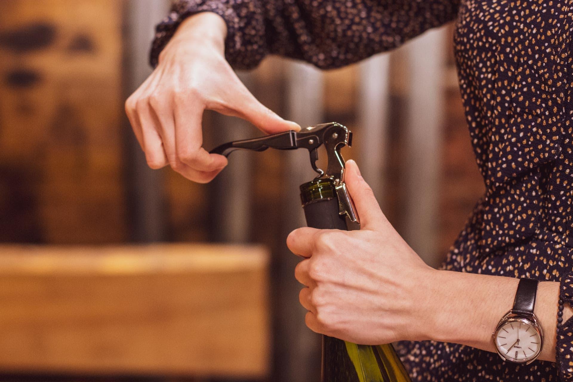 Foto ke článku 2, jak otevřít víno