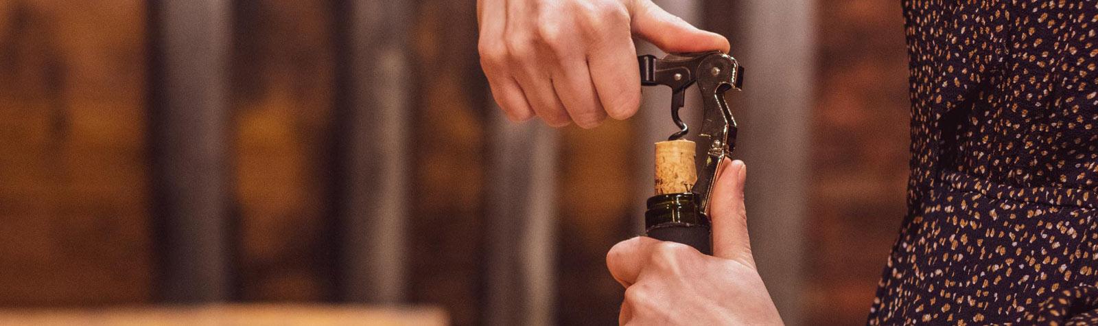 Jak otevřít víno snadno arychle