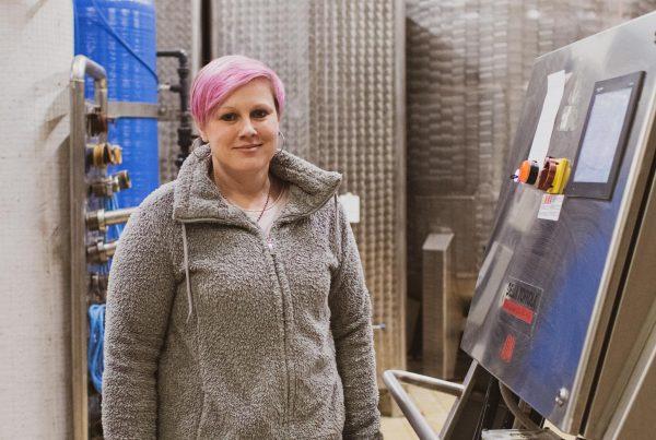 Manažer IFS, VINIUM, zaměstnanci VINIUM, práce ve VINIUM, práce ve vinařství